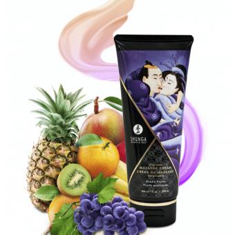 Shunga Kissable Massage Cream massagekrämer av världsklass!