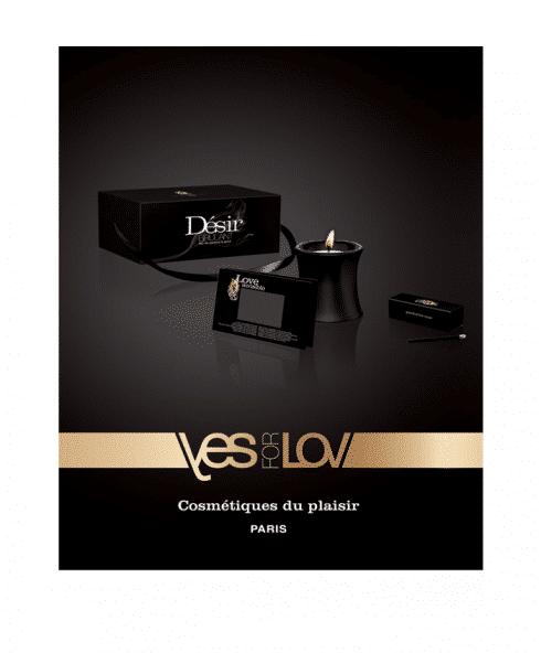 YESforLOV Burning Desire romantisk present