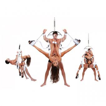 Fetish Fantasy Series Bondage Love Swing - en ultimat sexgunga