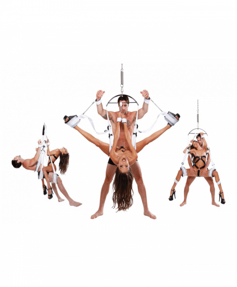 Fetish Fantasy Series Bondage Love Swing - en ultimat sexgunga