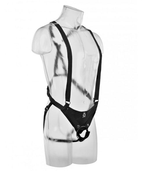 strap-on med bälte av otroligt hög kvalité!