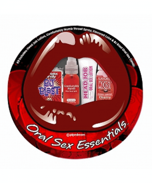 Oral Sex Essentials oralsexkit