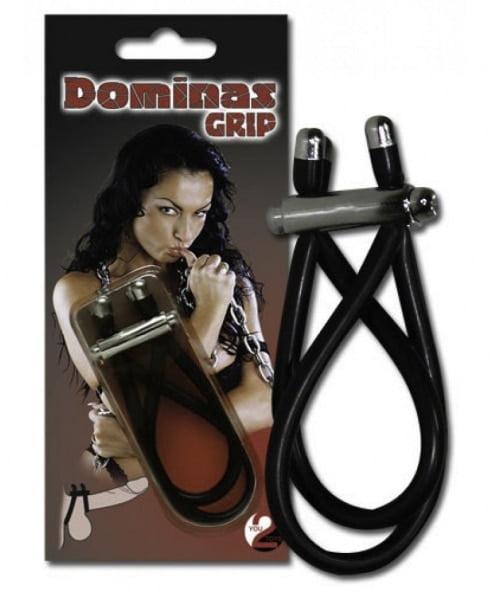Dominas Grip från You2Toys är helt otrolig! Den som inte prövat missar nåt