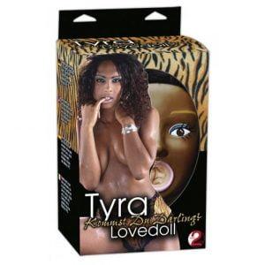 Afrikansk sexdocka från You2Toys med tre trånga hål som väntar på dig!