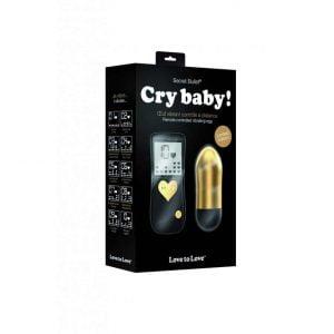 Cry baby - Vibrerande ägg