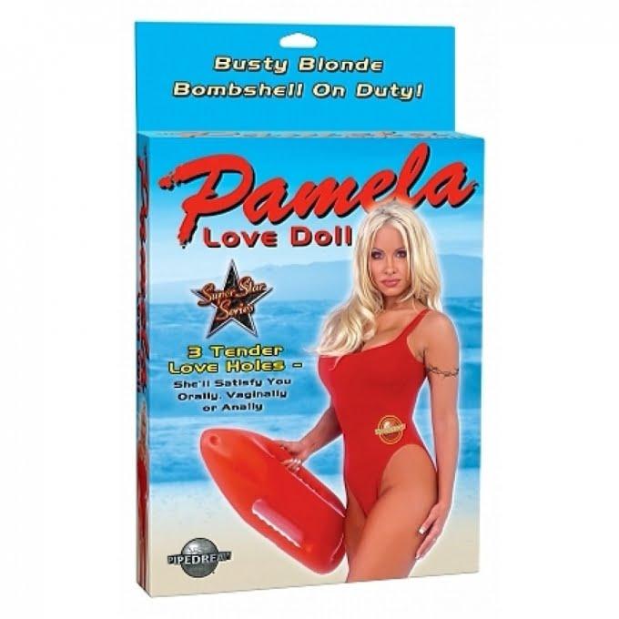 Kärleksdockan Pamela - Köp sexdocka online!