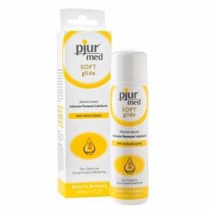 Pjur Soft Glide med jojobaolja som ger överlägset glid och grymt bra effekt!