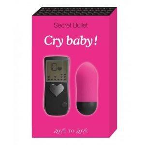 Cry Baby Secret Vibe