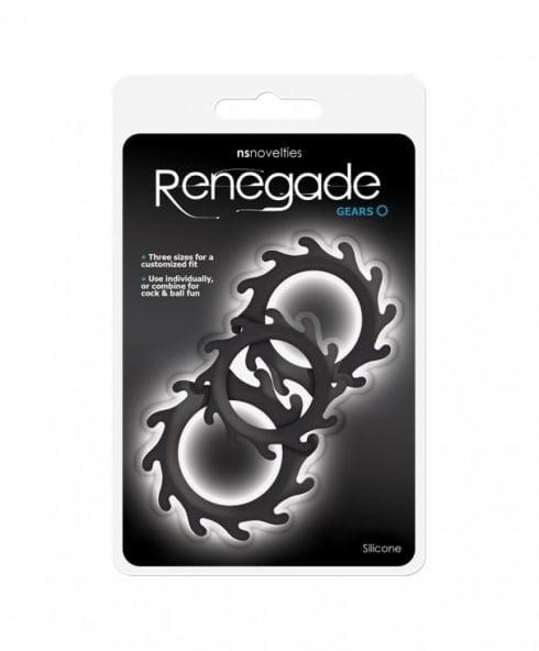 Renegade Gear Rings