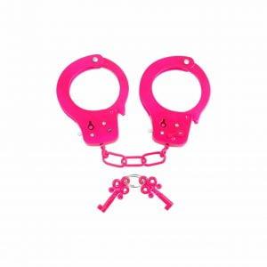 Neon Fun Cuffs från Pipedream passar både nybörjare och BDSM-proffs!