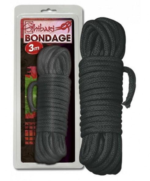 Bondagerep Shibari från You2Toys! När leker övergår till allvar!