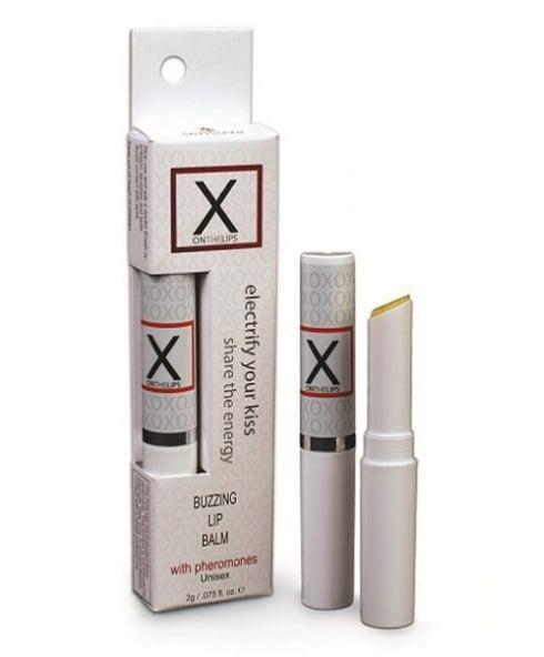 X On The Lips från Sensuva överför känsla och stimulering till din partner!