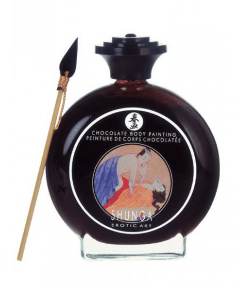 Shunga Body Painting Choklad