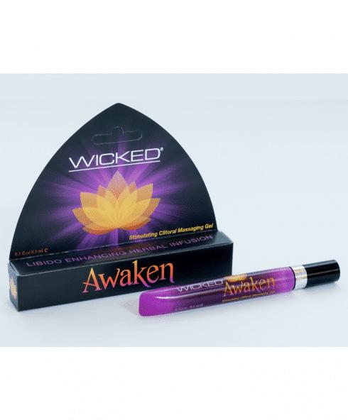 Wicked Awaken Klitorisgel