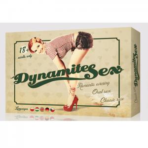 Dynamite Sex från Razem är ett internationellt sexspel som är galet skoj!
