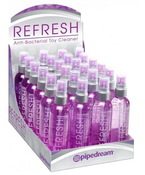 Refresh Toy Cleaner från Pipedream håller dina sexleksaker fräscha!