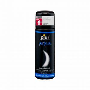Pjur Aqua - Vattenbaserat glidmedel som finns i 30/100/250/500 ML!