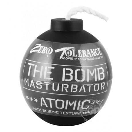 Resevänlig masturbator från Evolved - The Bomb Atomic!