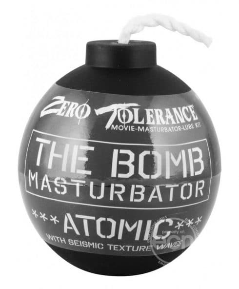 Resevänlig masturbator från Evolved - The Bomb Atomic!