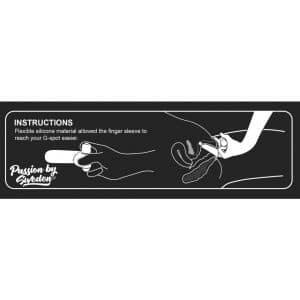 Passion By Sweden Finger & Clit Stimulator paket